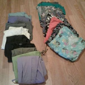 Other - Lot of size small scrubs